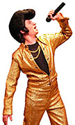 Conrad's Gold Costume