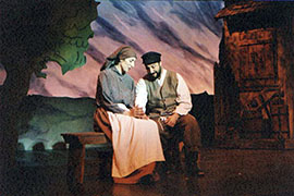 Tevye and Golde