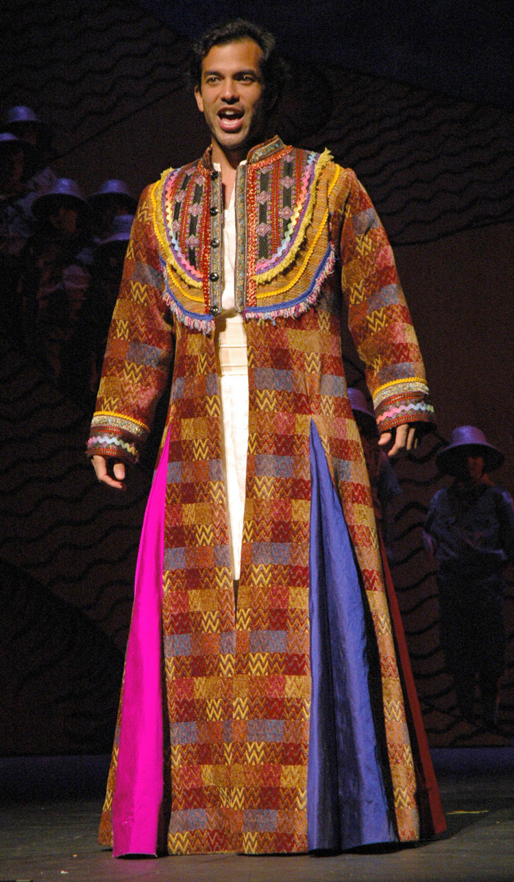 Joseph and the amazing technicolor dreamcoat plot amp costume rental